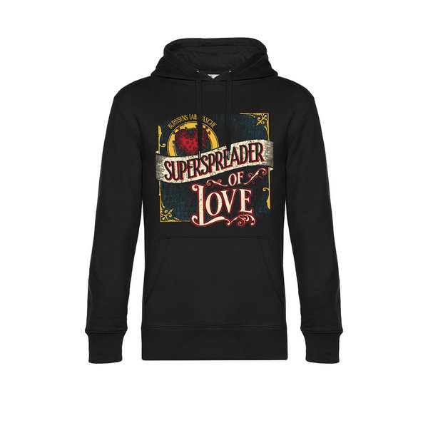 Unisex Hoodie - Superspreader of Love
